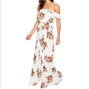 Flynn Skye white Bella dress